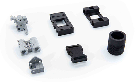 Nylon PA12 MJF 3D Printing Services