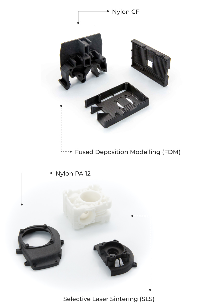 Nylon 3D Printing Online Services
