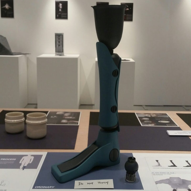 Prosthetic Leg 3D Printing Services