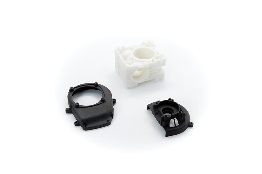 3D Printed SLS Nylon Intro