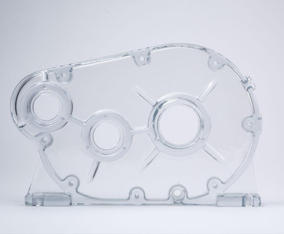 SLA Transparent 3D Printing Online