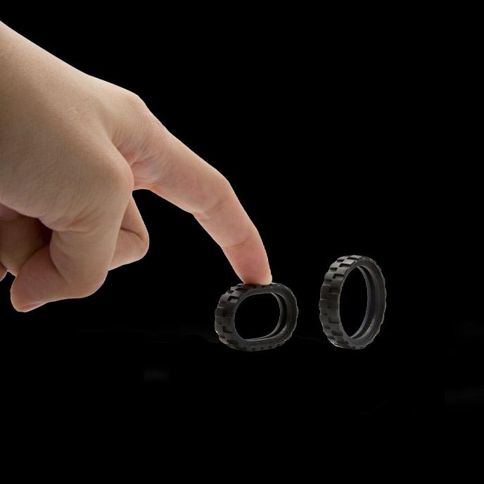 SLA TPU Rubber 3D Printing Online