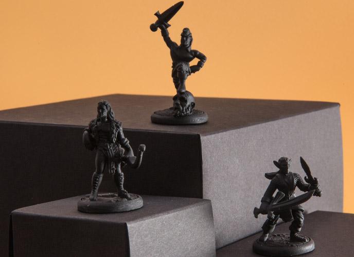 sla figurine 3d printing